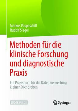 Pospeschill, Markus - Methoden für die klinische Forschung und diagnostische Praxis, ebook