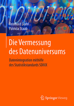 Staab, Patricia - Die Vermessung des Datenuniversums, ebook