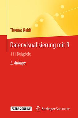 Rahlf, Thomas - Datenvisualisierung mit R, ebook