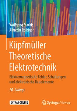 Mathis, Wolfgang - Küpfmüller Theoretische Elektrotechnik, ebook