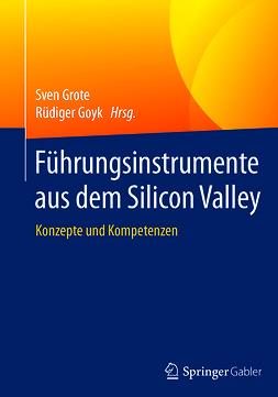 Goyk, Rüdiger - Führungsinstrumente aus dem Silicon Valley, ebook
