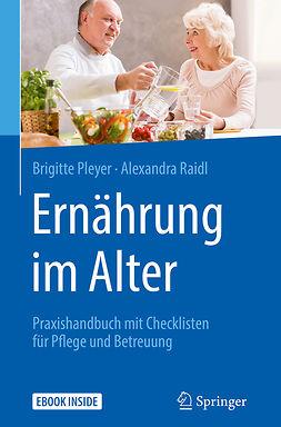 Pleyer, Brigitte - Ernährung im Alter, ebook