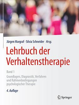 Margraf, Jürgen - Lehrbuch der Verhaltenstherapie, Band 1, ebook