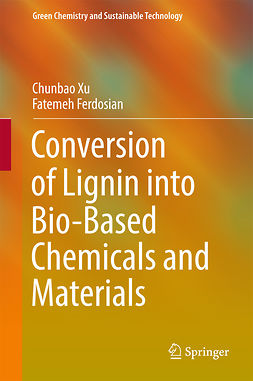 Ferdosian, Fatemeh - Conversion of Lignin into Bio-Based Chemicals and Materials, ebook