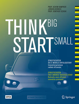 Gerdes, Jürgen - Think Big, Start Small, ebook