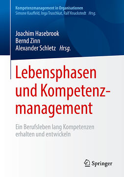 Hasebrook, Joachim - Lebensphasen und Kompetenzmanagement, ebook