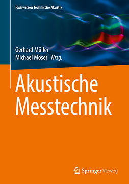 Möser, Michael - Akustische Messtechnik, ebook