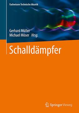 Möser, Michael - Schalldämpfer, e-bok
