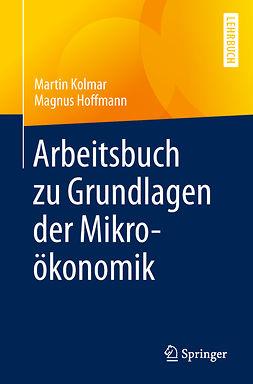 Hoffmann, Magnus - Arbeitsbuch zu Grundlagen der Mikroökonomik, ebook