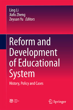 Li, Ling - Reform and Development of Educational System, ebook