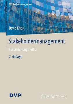 Krips, David - Stakeholdermanagement, ebook