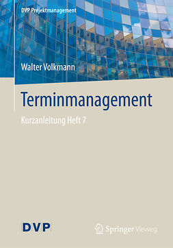 Volkmann, Walter - Terminmanagement, ebook