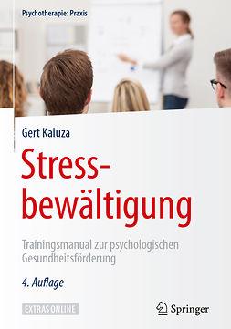 Kaluza, Gert - Stressbewältigung, ebook