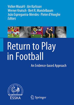 Espregueira-Mendes, João - Return to Play in Football, ebook