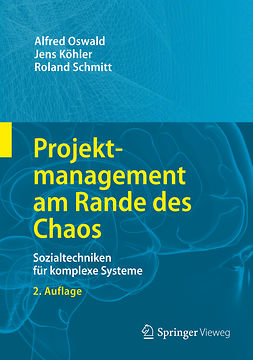 Köhler, Jens - Projektmanagement am Rande des Chaos, ebook