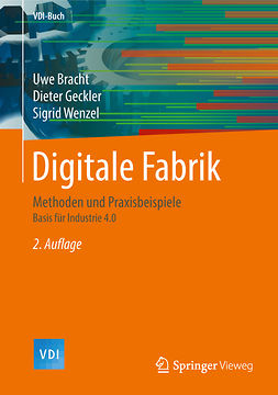 Bracht, Uwe - Digitale Fabrik, ebook