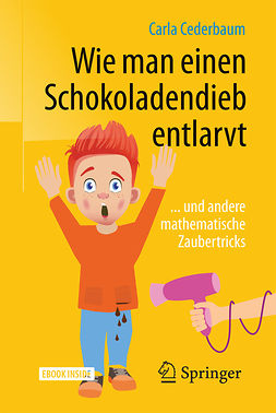 Cederbaum, Carla - Wie man einen Schokoladendieb entlarvt, ebook