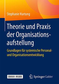 Hartung, Stephanie - Theorie und Praxis der Organisationsaufstellung, e-kirja