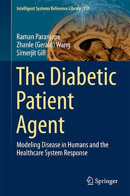 Gill, Simerjit - The Diabetic Patient Agent, ebook