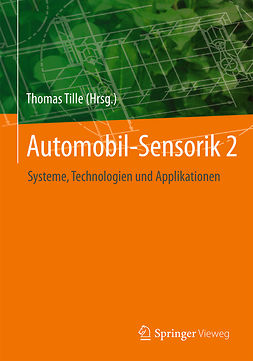 Tille, Thomas - Automobil-Sensorik 2, ebook