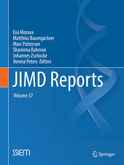 Baumgartner, Matthias - JIMD Reports, Volume 37, ebook