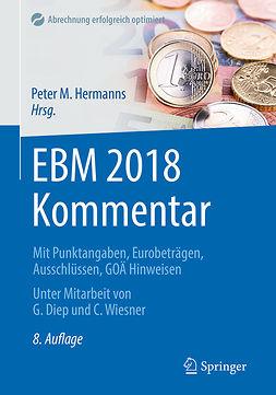 Hermanns, Peter M. - EBM 2018 Kommentar, ebook