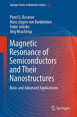 Baranov, Pavel G. - Magnetic Resonance of Semiconductors and Their Nanostructures, e-bok