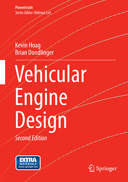Dondlinger, Brian - Vehicular Engine Design, ebook
