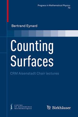 Eynard, Bertrand - Counting Surfaces, ebook