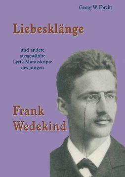 Forcht, Georg W. - Liebesklänge, ebook