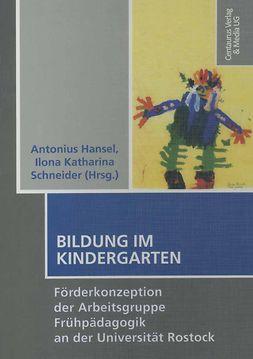 Hansel, Antonius - Bildung im Kindergarten, ebook