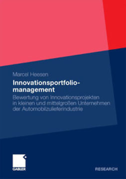 Heesen, Marcel - Innovationsportfoliomanagement, e-bok