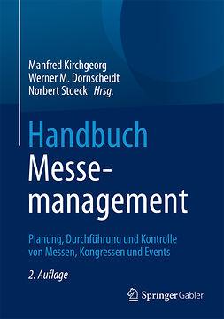 Dornscheidt, Werner M. - Handbuch Messemanagement, e-kirja