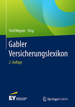 Wagner, Fred - Gabler Versicherungslexikon, ebook