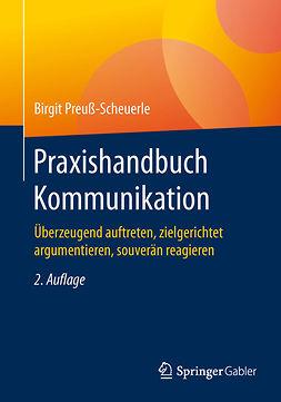 Preuß-Scheuerle, Birgit - Praxishandbuch Kommunikation, ebook