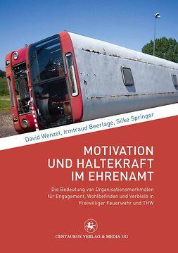 Beerlage, Irmtraud - Motivation und Haltekraft im Ehrenamt, ebook