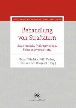Boogaart, Hilde - Behandlung von Straftätern, ebook