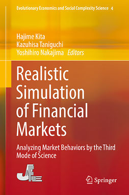 Kita, Hajime - Realistic Simulation of Financial Markets, ebook