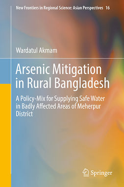 Akmam, Wardatul - Arsenic Mitigation in Rural Bangladesh, ebook