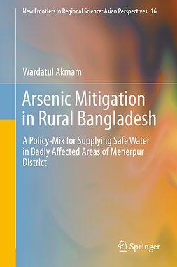 Akmam, Wardatul - Arsenic Mitigation in Rural Bangladesh, e-kirja