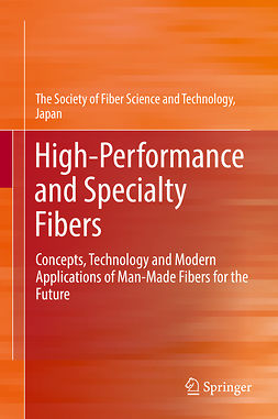 Techno, Japan The Society of Fiber Science and - High-Performance and Specialty Fibers, e-kirja