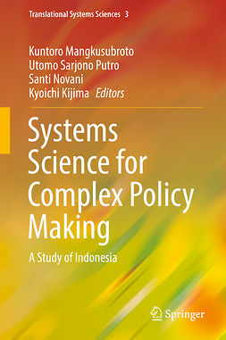 Kijima, Kyoichi - Systems Science for Complex Policy Making, ebook