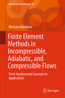 Kawahara, Mutsuto - Finite Element Methods in Incompressible, Adiabatic, and Compressible Flows, ebook