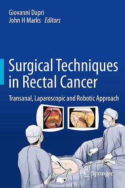 Dapri, Giovanni - Surgical Techniques in Rectal Cancer, e-bok