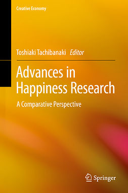 Tachibanaki, Toshiaki - Advances in Happiness Research, ebook