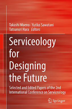 Hara, Tatsunori - Serviceology for Designing the Future, e-kirja
