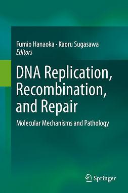Hanaoka, Fumio - DNA Replication, Recombination, and Repair, e-bok