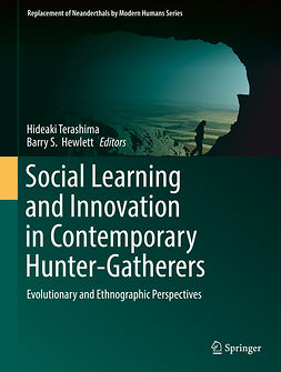 Hewlett, Barry S. - Social Learning and Innovation in Contemporary Hunter-Gatherers, ebook