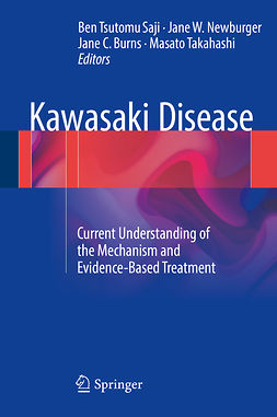 Burns, Jane C. - Kawasaki Disease, e-kirja