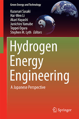 Hayashi, Akari - Hydrogen Energy Engineering, ebook